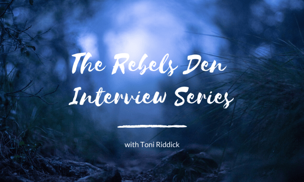 Interview with Toni Riddick