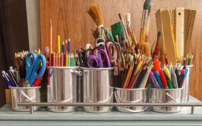 10 Tips for Peaceful Crafting