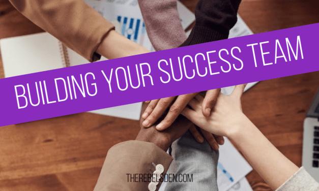 Building Your Success Team