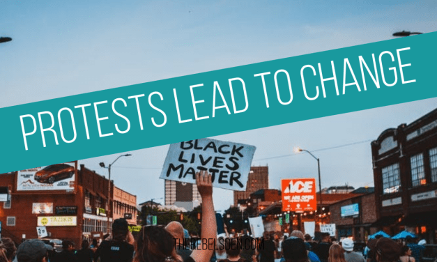 Protests lead to change
