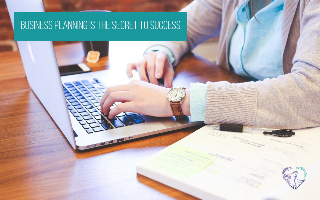 Business Planning Is The Secret To Success