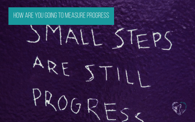 How Are You Going To Measure Progress