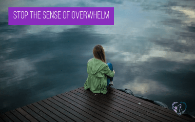 Stop The Sense Of Overwhelm