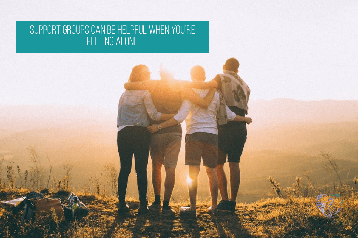 Support Groups Can Be Helpful When You're Feeling Alone
