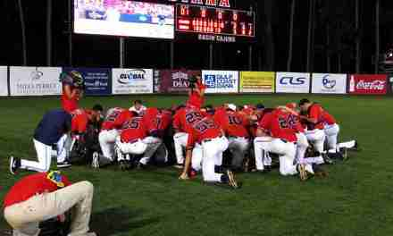 Rebels show heart, grit at CWS