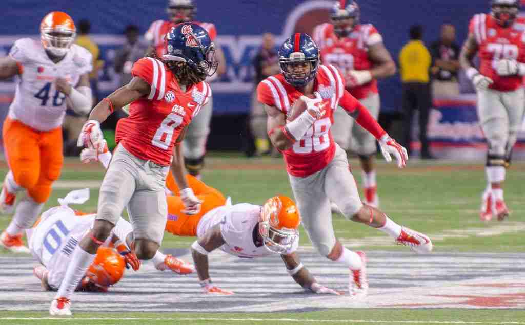 Photo gallery from Rebel win over Boise State