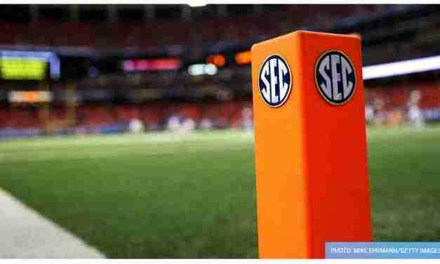 SEC Football Schedule: Week 5