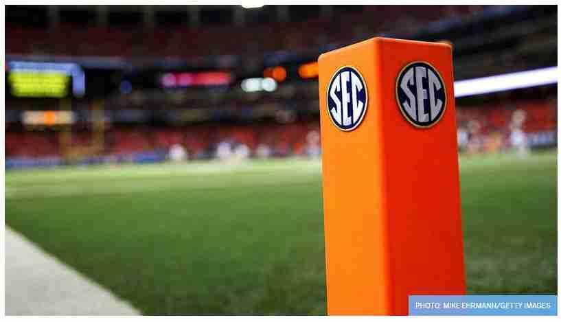 SEC Football Schedule Week 12