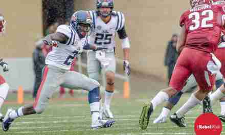 Inspiring Leaders: Prewitt and Golson believe the Rebels are in good hands