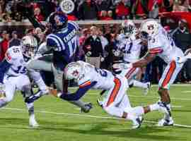 Engram with moves against Auburn