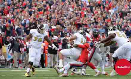 Containing Prescott is key for Rebels to repeat as Egg Bowl champs