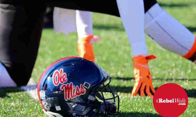 Seven Rebels listed on the Reese's Senior Bowl Watch List