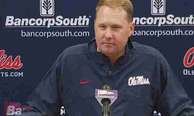 Audio: Coach Freeze discusses second chance for QB Kelly