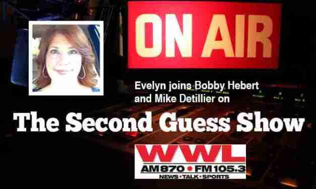 Evie talks Ole Miss on WWL-New Orleans (AUDIO)