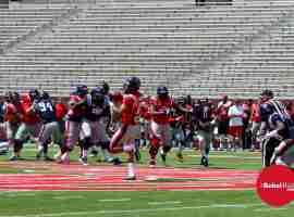 Evan Engram makes the catch