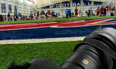 From a different angle: Saying goodbye to beloved Rebels at Ole Miss Pro Day