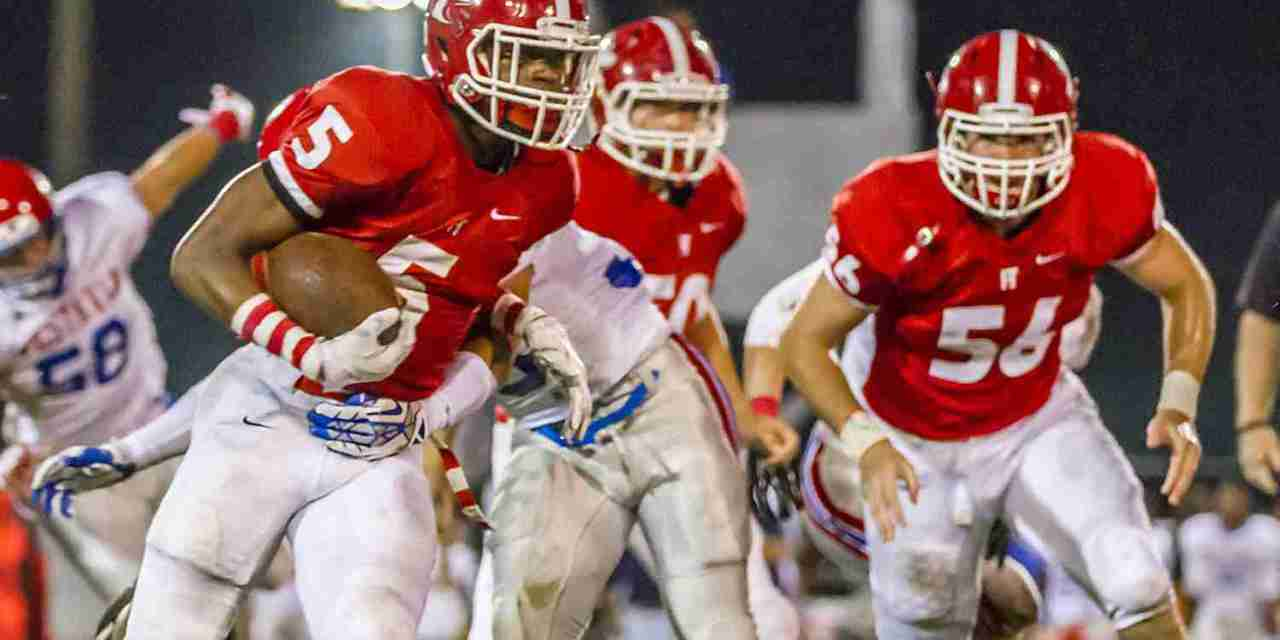 Ole Miss gets commit from 2016 RB Jarrion Street