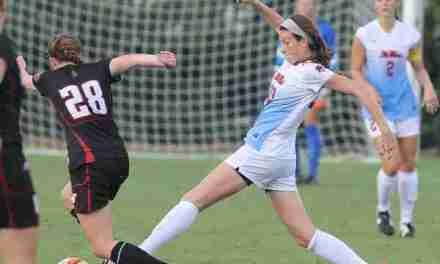 Ole Miss Soccer shuts out Austin Peay for third straight win