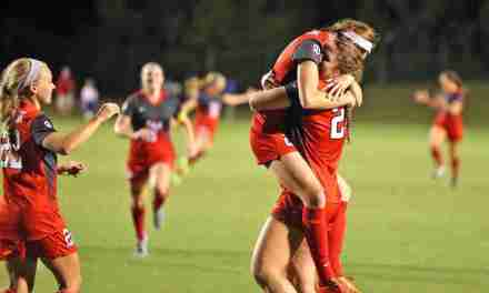 Kizer scores goal in OT as Ole Miss soccer defeats Memphis 2-1