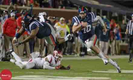 Chad Kelly expected to work out at Thursday's Ole Miss Pro Day