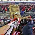 Postgame Press Conference: Rebels celebrate Magnolia Bowl win