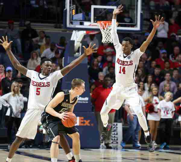 Role players emerging, giving Ole Miss the boost it needs
