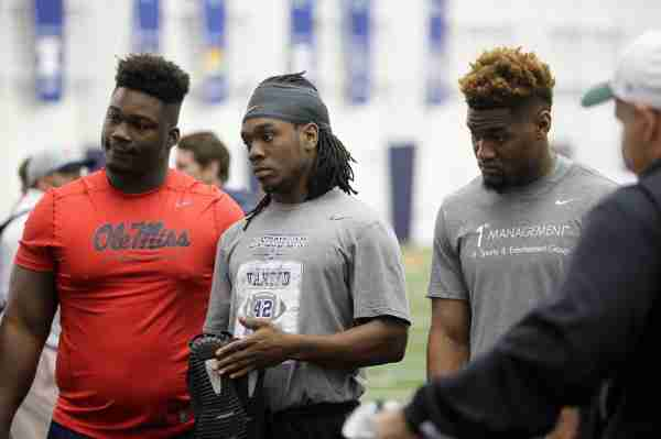 Pro Day was huge opportunity for Ole Miss draft prospects to showcase their talents