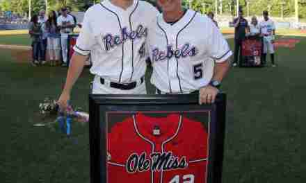 Senior Holt Perdzock doesn't want ride to end as Rebels continue quest for Regional at Swayze