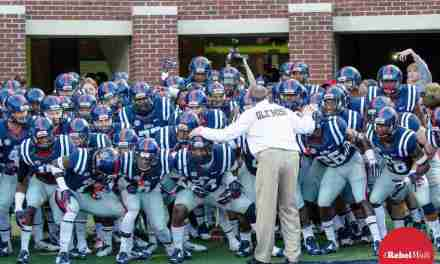 Ole Miss lands at No. 11 in the AP Preseason Top 25 Poll