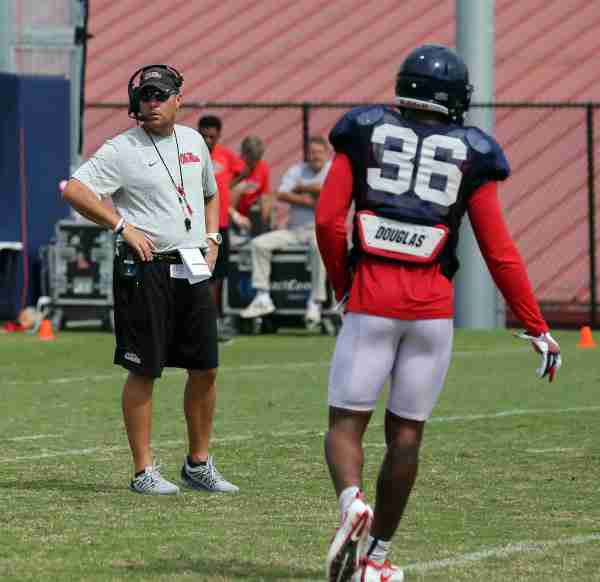 Rebels' defensive back Zedrick Woods ready to build on last season's experience