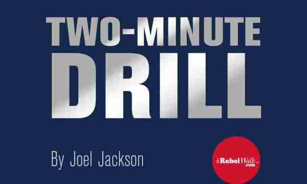 Two-minute drill: Ole Miss vs. Alabama