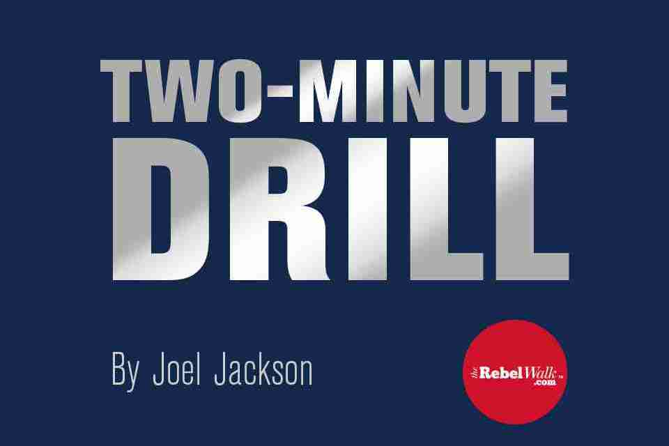 Two-minute drill: Ole Miss vs. Memphis