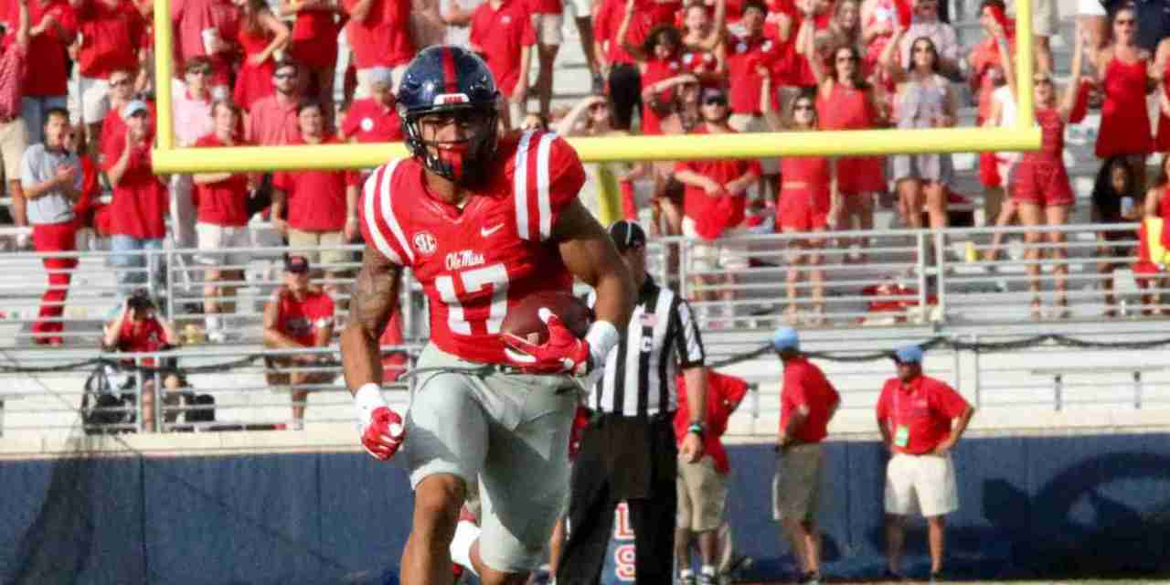 """Rebels' Evan Engram excited and """"at ease"""" with final matchup against Alabama"""