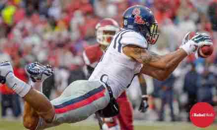 With division title hopes still alive, Evan Engram motivated for Rebels' return-trip to Fayetteville