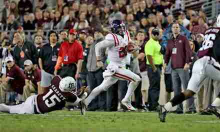 Stand Up, Rebel Nation: The Shea Patterson Era Has Begun