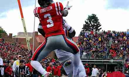 Ole Miss' Damore'ea Stringfellow declares for 2017 NFL Draft