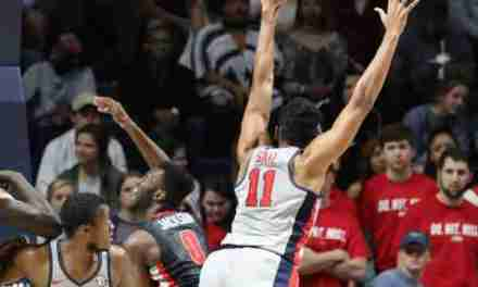 Kennedy's Rebels look to bounce back in home game vs Tennessee