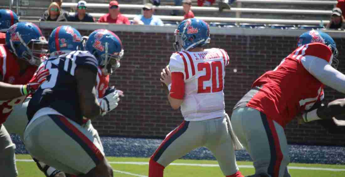 Ole Miss QB Shea Patterson adapts quickly to Phil Longo's offense