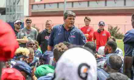 News and Notes from Last Week's Practices as Rebels head into new week
