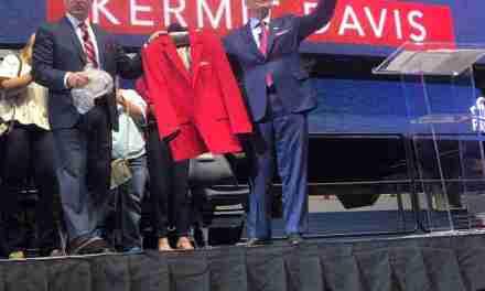 Kermit Davis officially introduced as new Ole Miss head basketball coach