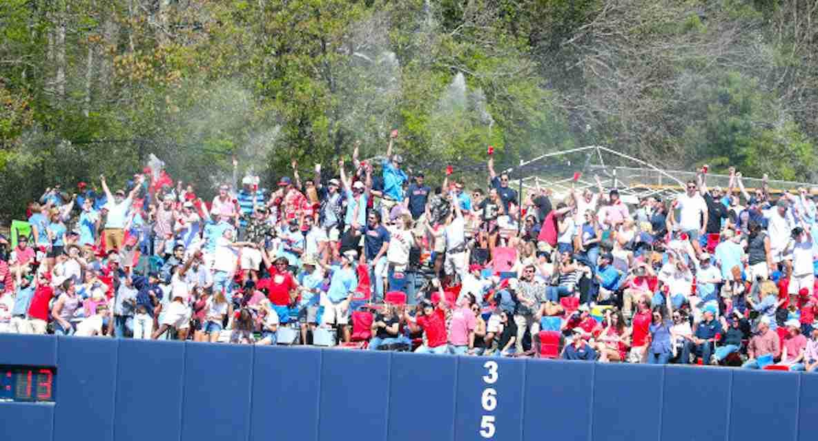 Five Rebels Earn SEC Baseball Year-End Awards