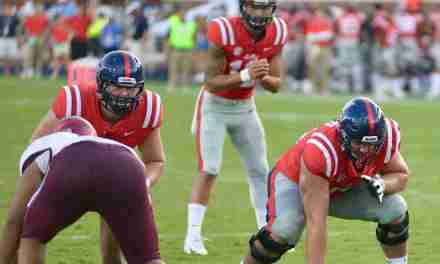 Jake's Takes: Thoughts on Ole Miss' 76-41 win over SIU, the weirdest 35-point victory you may ever see