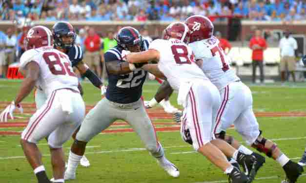 Gridiron Gallery: Alabama 62, Ole Miss 7