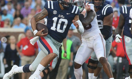 Ole Miss drops opening SEC game to No. 1 Alabama, 62-7