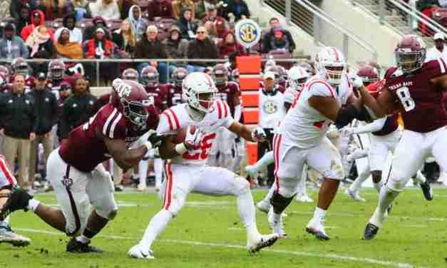 Tuesday practice report: Ole Miss looks toward game with Vanderbilt