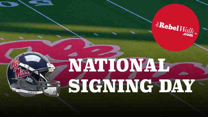 Ole Miss Class of 2019 National Signing Day Updates
