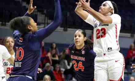 Strong second half pushes Auburn past Ole Miss, 64-51