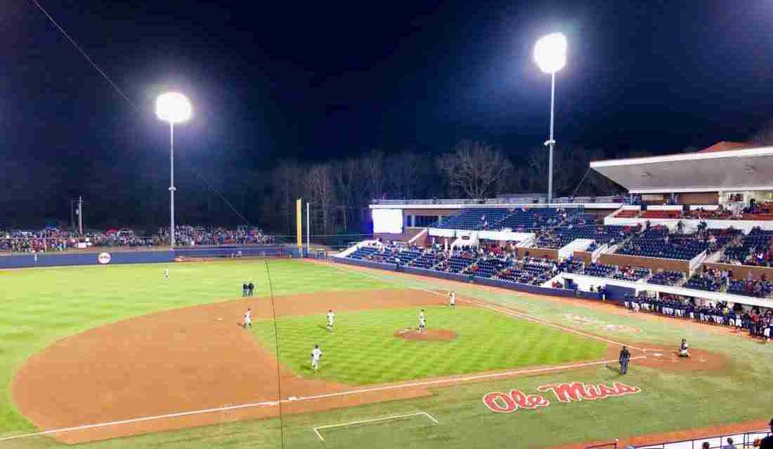 Quality pitching, timely hits help Ole Miss defeat Long Beach State, 7-2, in first game of series
