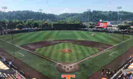 Baseball Caps Regular Season with Win at Tennessee