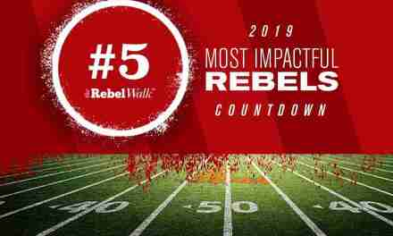 Most Impactful Rebels for 2019: No. 5 Benito Jones